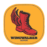 Wingwalker Blood Orange Seltzer