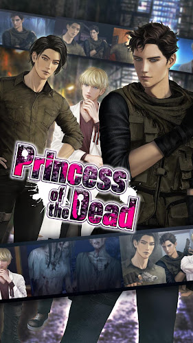 Princess of the Dead: Romance You Choose Android App Screenshot