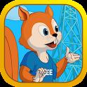 Zappy Squirrel icon