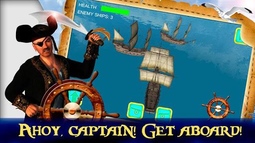 Sea Pirate Ship Simulator 3D
