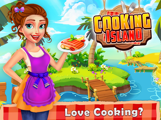 Cooking Island - A Chef's Cooking Game for Girls android2mod screenshots 12