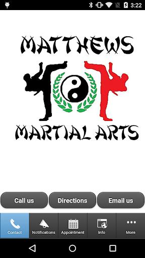 Matthews Martial Arts