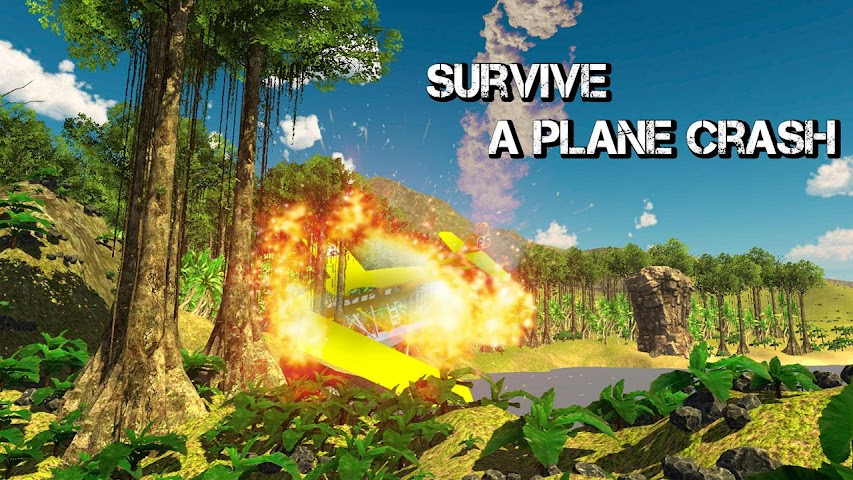 android Tropical Island Survival 3D Screenshot 0