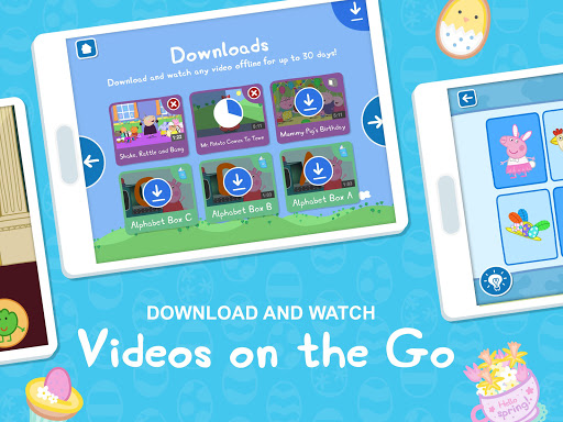 World of Peppa Pig u2013 Kids Learning Games & Videos screenshots 11