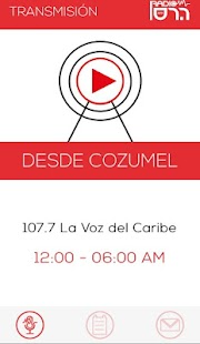 Radio Cozumel 107.7- screenshot thumbnail