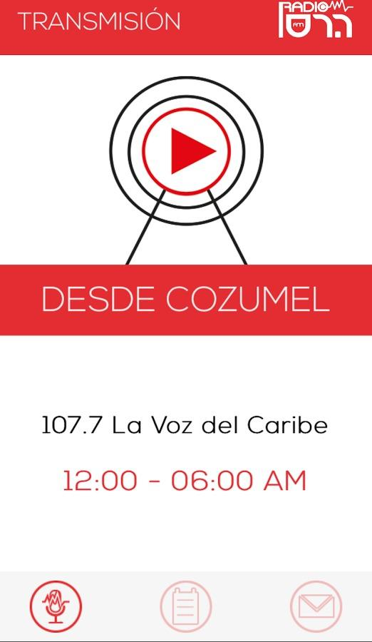 Radio Cozumel 107.7- screenshot
