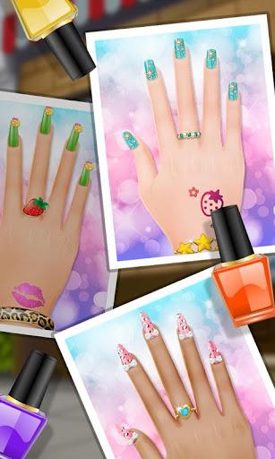 Nail Makeover - Girls Games