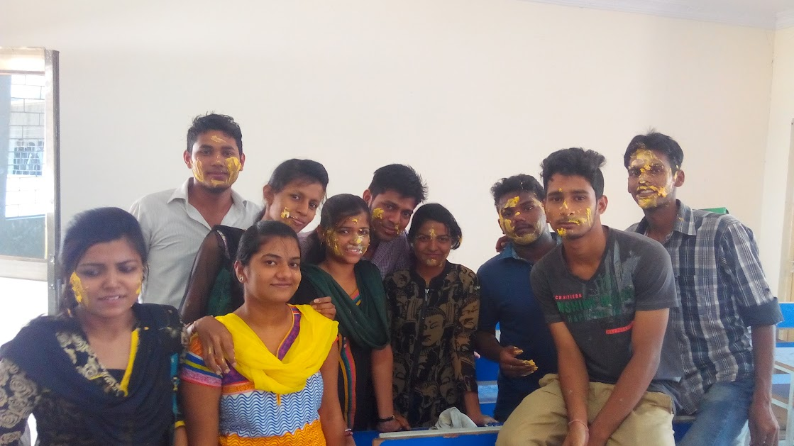 Memory of My Life- 1: 2 Years Back Celebrated Anmol's B'day in College for the last time