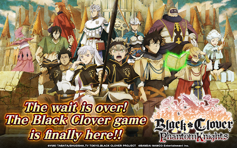Black Clover Phantom Knights 6