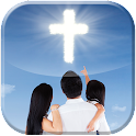 Christian phrases in spanish icon