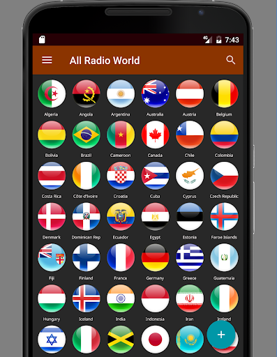 World Radio FM - All stations 1.2 screenshots 2