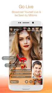 ringID - Live Broadcasting, Free Video Call & Chat - náhled