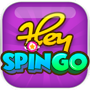 Hey SpinGo™: 75 Ball Spin Bingo Game