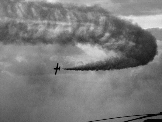 Tra ferro e nuvole...il fumo! di mikygux