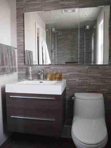 小浴室的想法