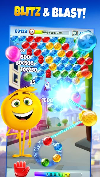 POP FRENZY! The Emoji Movie Game v1.0.2035 [Mod]