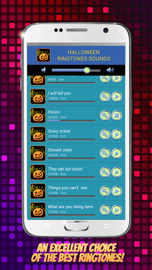 Halloween Songs Ringtones - Android Apps on Google Play