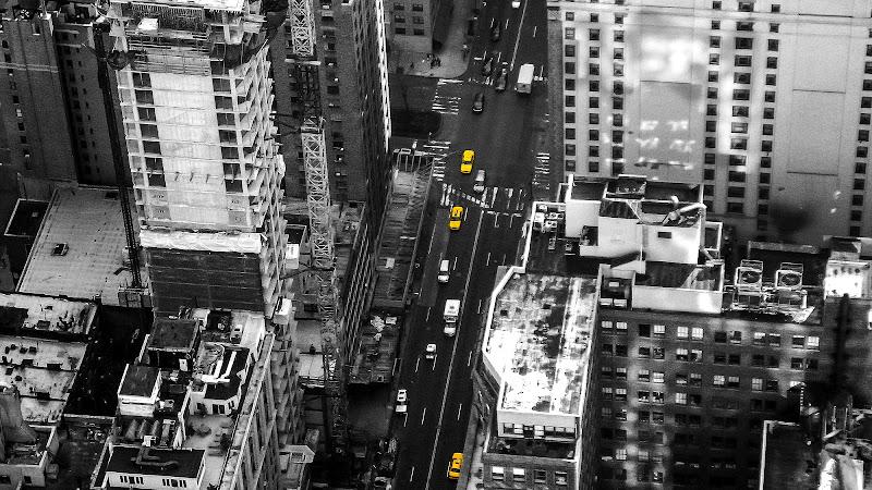 Taxi driver a New York di Viola1