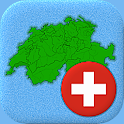 Swiss Cantons - Quiz about Switzerland's Geography icon