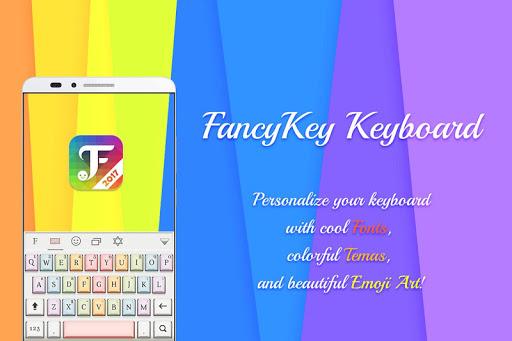 FancyKey Keyboard - Emoji, GIF 2.1 screenshots 2