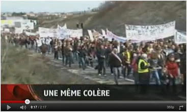 Photo: Vidéo...26/02/11 Reportage de la TV Canadienne sur le grand rassemblement de Villeneuve de Berg...https://www.youtube.com/watch?v=pobZoOmpX5k&feature=player_embedded