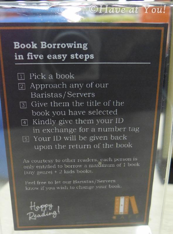 book borrowing rules