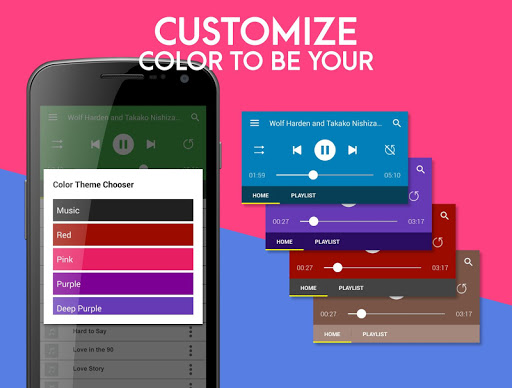 itube mp3 music download android