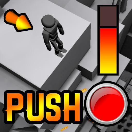 街机のラグドール秋:プッシュバッター LOGO-記事Game