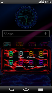 Next Launcher Theme ENERGYSHOW- screenshot thumbnail