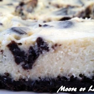 Bud's Best Cookies 'N Cream Cheesecake Bars