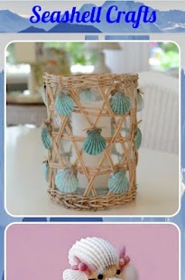 Seashell Crafts - náhled