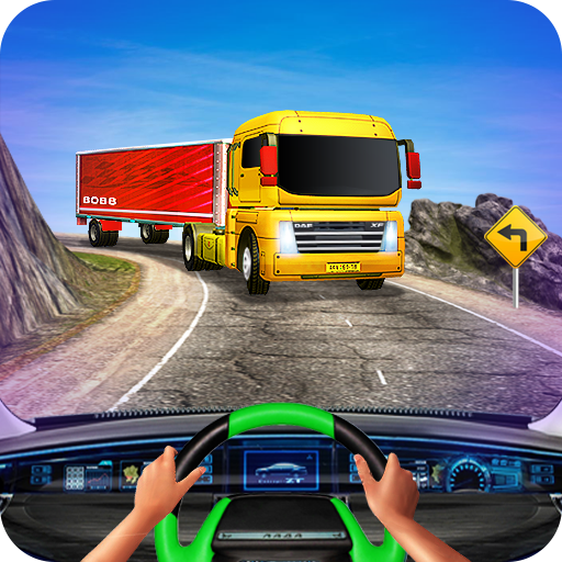 Truck Offroad Wheel Driving: Offroad Games