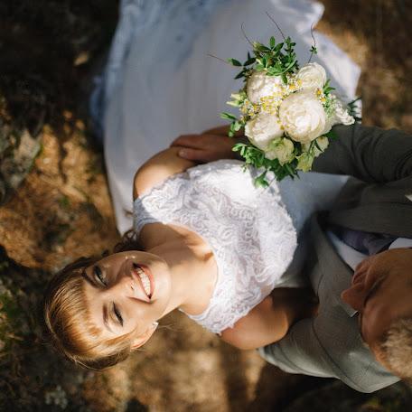 Wedding photographer Andrey Solovev (Solovjov). Photo of 06.08.2017