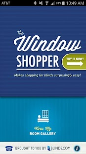 Window Shopper by Blinds.com- screenshot thumbnail