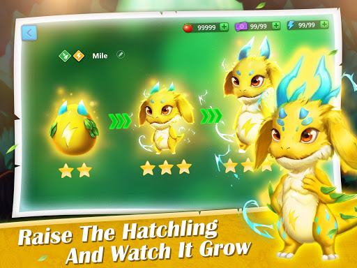 Dragon Tamer apktram screenshots 9