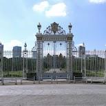 akasaka palace gates in Tokyo, Tokyo, Japan