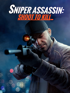 Sniper 3D Assassin Gun Shooter FPS MOD 2.14.7 (Unlimited Gold/Gems) Apk 5