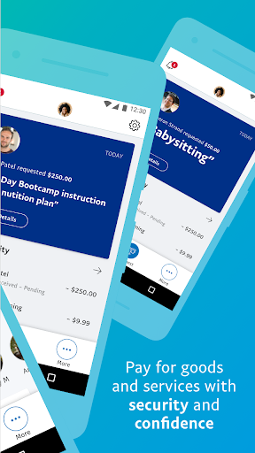 PayPal Mobile Cash: Send and Request Money Fast 7.28.1 Screenshots 2