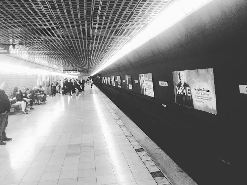 Fuga in metro di Ciappo