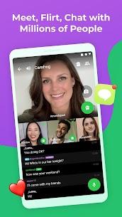 Camfrog Mod Apk – Chat Flirt Video, w/ Strangers & Friends 2
