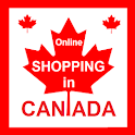 Online Shopping Canada icon