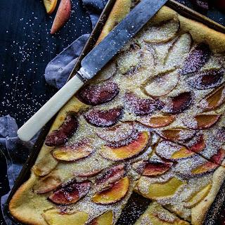 Almond Fruit Clafouti Recipes.
