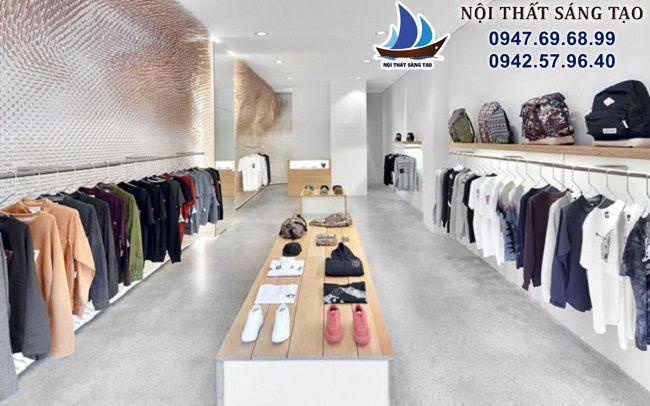 thiết kế cửa hàng nhỏ hợp lý