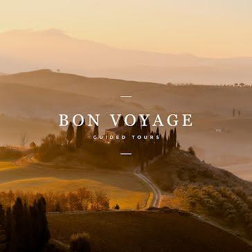 Bon Voyage - Logo template