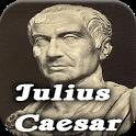 Biography of Julius Caesar icon