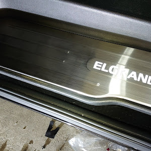 エルグランド E52 プレミアム アーバンクロムのカスタム事例画像 かずくらさんの2021年10月20日20:13の投稿