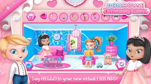 Dollhouse Decorating Games 6.0.1 screenshots 1