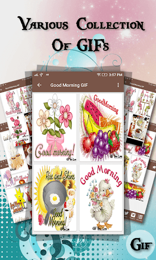 Good Morning GIF Collection  screenshots 1