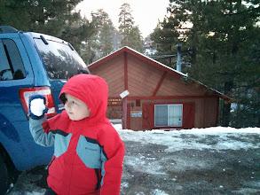 Photo: Finn's Snowball