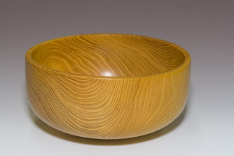"Photo: Denis ZegarBowl, osage orange, 8"" [08.08]"